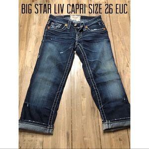 Big star LIV Capri